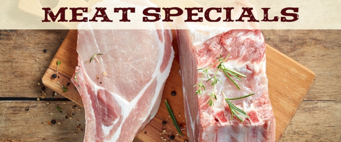 Meat Specials